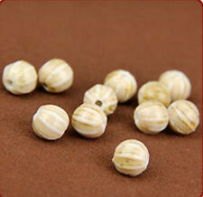 New 5pcs Mixing Shape Ceramic Porcelain Loose Spacer Big Hole Beads Jewelry