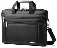 Samsonite Classic Business Cases, Laptop Shuttle, Computer Bag in Black