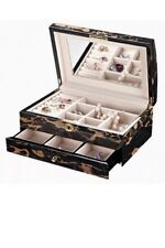 High Gloss Wooden Jewellery Box--