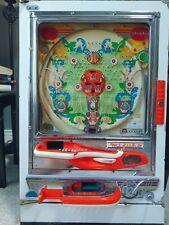 Gorgeous Colorful 1980 Vintage Modified Mizuho Pachinko Machine