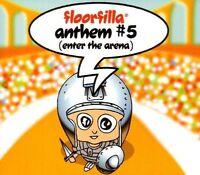Floorfilla Anthem #5 (#zyx9426) [Maxi-CD]
