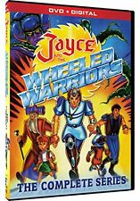 NEW Jayce and the Wheeled Warriors - The Complete Series (DVD)