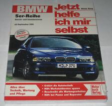 Reparaturanleitung BMW 5er E39 520 523 525 528 530 535 540, Baujahre 1995 - 2004