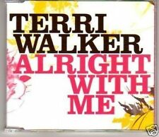 (E486) Terri Walker, Alright With Me - DJ CD