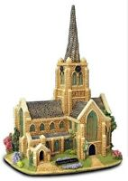 LILLIPUT LANE - CROOKED SPIRE CHESTERFIELD - NEW DESIGN - LIMITED EDITION
