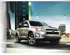 2010 10 Toyota Rav4 Rav 4  oiginal sales brochure MINT