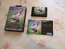 World Cup Italia 90 Completo in box per Sega Mega Drive versione Pal