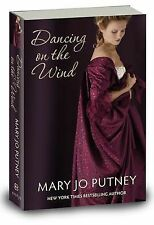Dancing on the Wind (Fallen Angels), Very Good Condition Book, Mary Jo Putney, I