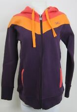 K2 SNOWBOARD WOMENS SUNSHINE HOODIE -MEDIUM - BLACKBERRY - NEW!!