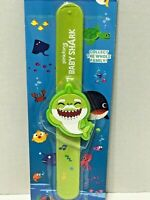 Pinkfong Baby Shark Slap Band Bracelet Yellow Brand New!