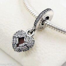 Ciondoli di lusso colore fantasia in argento in argento