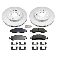Autospecialty KOE1058 1-Click OE Replacement Brake Kit