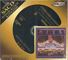 Styx Paradise Theatre Hybrid-SACD Audio Fidelity NEU OVP Sealed Limited Edition