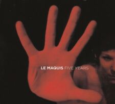 Various-le maquis-five years (CD + DVD)