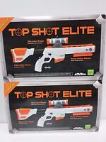 XBOX 360 - 2x Cabela's Top Shot Elite Peripherals Bundle - NEW SEALED - 2 GUNS