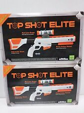 XBOX 360 - 2x Cabela's Top Shot Elite Peripherals Bundle - NEW SEALED - 2 GUNS
