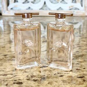 2X LANCÔME Idole Eau De Parfum Mini Travel Splash EDP 10ml/.34oz TOTAL + 🎁