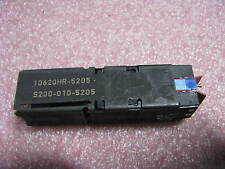 DUCOMMUN SWITCH SUBASSEMBLY # 10620HR-5205 NSN: 5930-00-503-9425 # S200-010-5205