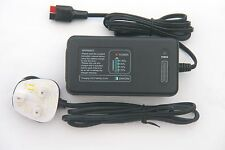 Fully Automatic Battery Charger for PowerBug Lithium Batteries -  2Yr Warranty