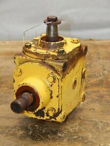 John Deere 670 Tractor- Mower Deck Gearbox AM143306