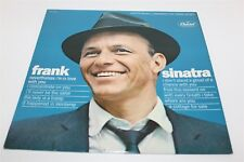 Frank Sinatra Nevertheless I'm In Love With You LP Record VG+/VG+ SPC-3456