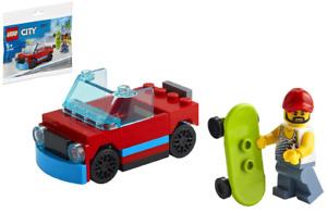 Lego 30568 City Skater - NEW