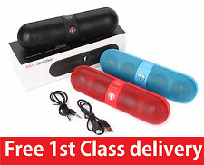 Portable Rechargeable Bluetooth Wireless Speaker beat 4 iPhone iPod iPad Samsung