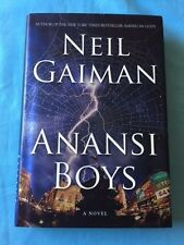 ANANSI BOYS *INSCRIBED BY NEIL GAIMAN*