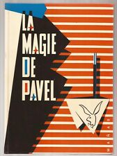 LA MAGIE DE PAVEL Swiss Edition of The Magic of Pavel