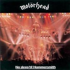 No Sleep 'Til Hammersmith by Motörhead (CD, Sep-2010, Sanctuary (USA))