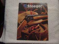 Stoeger 2004 Catalog