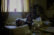 35mm Colour Slide- Mum and Daughter in bed -wake up time 1974
