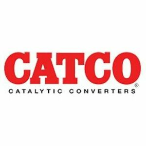 Catco 840015 Underbody Left (Driver Side) / Universal Catalytic Converter NEW