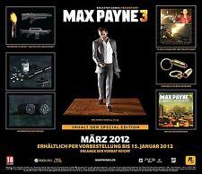 MAX Payne 3 SPECIAL EDITION M. personaggio, stampe d'arte, PORTACHIAVI PER PC NUOVO!