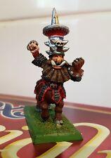 BloodBowl caos enano Bull Centauro hthark el portador imparable Metal fuera bien pintados