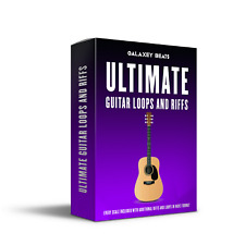Ultimate Guitar loops and riffs Bundle! (dl link delivered in 1-24 hours)!