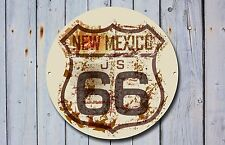 Route 66 Metal Sign, Cars, American, Gas, Classic, Vintage, Garage Decor, 886