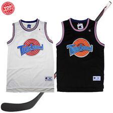#23 Michael Jordan Space Jam Tune Squad LOONEY TOONES Basketball Jersey