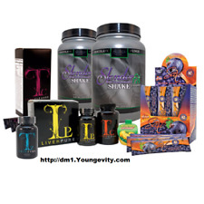 Youngevity True2Life Premiere Detox - Chocolate by Dr. Wallach