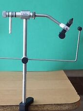 FLY TYING VISE TRUE ROTARY C-Clamp FREE SHIPPING Vice Tier McFlier tying fly