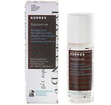 Korres Deodorant 48h Protection Equisetum Antiperspirant Sensitive Skin 30ml