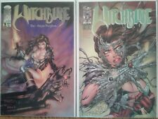 """Witchblade"" complete original series & Annuals, 1st prints w/ variants & more"