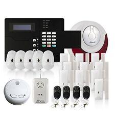 Matériel domotique et de sécurité kits complets alarmes infrarouges