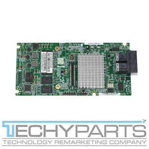 Supermicro AOM-S3108M-H8 2GB 8-Port SAS3 12Gbps Int Add-on Module RAID Adapter