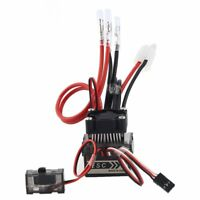 New 320A 7.2V-16V Brushed ESC Speed Controller for RC Car Truck Boat SS