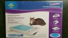 (2) PetSafe ScoopFree Premium Blue Crystals Litter Tray REFILLS , 2 Pack NEW
