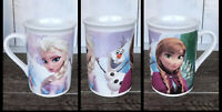 Disney Frozen Princess Elsa Anna Olaf Mug - 2014 - EUC