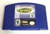 Tony Hawk's Pro Skater - Nintendo N64 Game Authentic TESTED