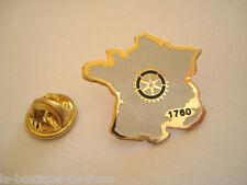PINS RARE 1760 CARTE DE FRANCE MAP