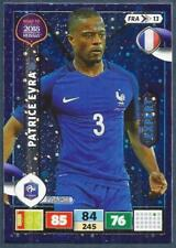 PANINI ADRENALYN XL-ROAD TO RUSSIA 2018-FRA13-FRANCE-PATRICE EVRA-FOIL
